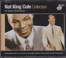 NAT KING COLE COLLECTION on 3 CD'S -  NEW -