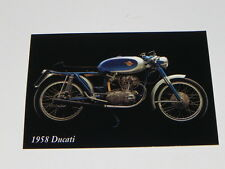 New 1993 In Line card: 1958 Ducati