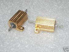 010 Ohm 1 5w Cal R Jan Rer60fr100m Precision Ww Power Resistors 2 Pcs