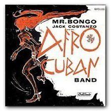 Jack Costanzo & His Banda Cubana Mr. Bongo (cd)
