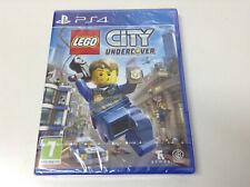 LEGO CITY UNDERCOVER . Pal España . Envio Certificado  .Paypal