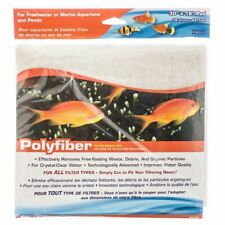 "Lm Penn Plax Polyfiber Filter Media Pad 18"" Long x 30"" Wide"