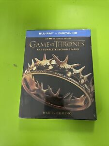 Brand New Game of Thrones: The Complete Second Season Blu-Ray, Digital