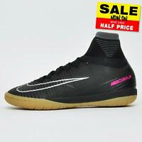 Nike Mercurial X Proximo II IC Mens Soccer Pro Football Soccer Trainers Black