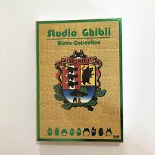 Studio Ghibli 17 Best Movie Collection (DVD,2013,6-Disc Set) Hayao Miyazaki