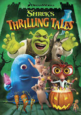 Shrek's Thrilling Tales (Dvd) Sealed! Halloween Scary Dreamworks Funny