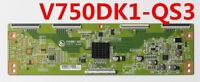 Original T-con Board V750DK1-QS3 For TV