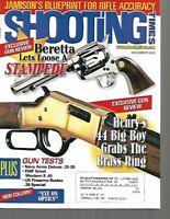 Shooting Times Gun Reviews November 2003 Beretta, Henry's .44 Big Boy, Navy Arms