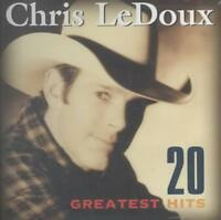 CHRIS LEDOUX - 20 GREATEST HITS NEW CD