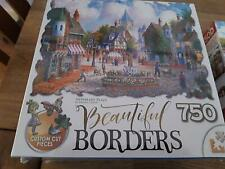 Beautiful Borders Collection Newbeary Plaza 750 piece puzzle