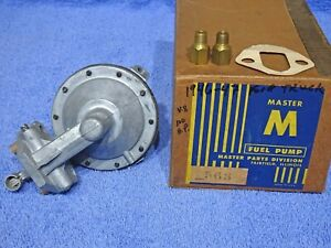 1946-1947 Ford Truck V-8 100 H.P. Fuel Pump NOS NORS