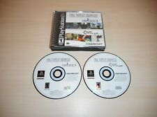 Final Fantasy Chronicles PS1 Playstation 1 Game Black Label