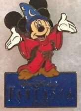 DISNEY STORE JAPAN 2005 FANTASIA Sorcerer Mickey Mouse PIN - Pin Pics #37565