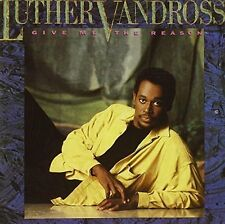 Luther Vandross Give me the reason (1986) [CD]