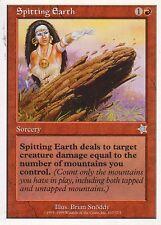 Spitting Earth | NM | Starter 1999 | Magic MTG