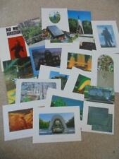 PACK of 16 POSTCARDS + MAP NO MORE HIROSHIMA Photographs by Yoshinori Kamikawa