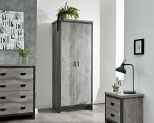 Boston Grey 3 Piece Bedroom Set, Assembly Option, LOCAL DELIVERY