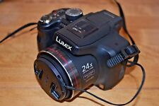 Panasonic LUMIX DMC-FZ48/DMC-FZ47 fotocamera digitale 12.1MP - Nero; 1080p