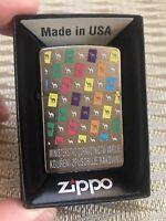 Zippo Camel new in box