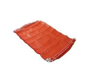 Net Sacks 60cm x 105cm Hold 60kg Extra Large Mesh Woven Bags Toys Balls Onion