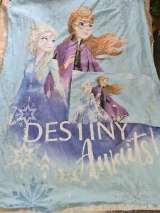 Girls Toddler Bedding Set. Frozen Anna Elsa