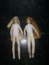 Only Hearts Club Set Of 2 Dolls Super Soft Hair 9""