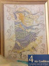 Elemental Air Goddess By Joan Elliott Cross Stitch Chart