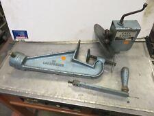 Lockformer Easy Edger Roll Seamer Easy Edger Flagler Pexto Whitney Usa Exlt