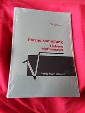 ☆☆☆ Formelsammlung Höhere Mathematik☆☆☆ (Buch) NEU eingeschweißt W. Köhler TOP💪
