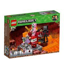 LEGO Minecraft Nether-Abenteuer (21139)