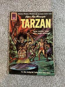 TARZAN COMIC BOOK #125  AUGUST 1961
