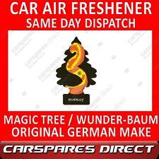 Magic Tree Ambientador de coche Energía Original & Mejor - Wunder-Baum Nuevo