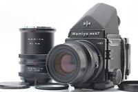 [ Near MINT ] MAMIYA RB67 Pro SD K/L 90mm f/3.5 L 6x8 120 Film Back Japan 0630