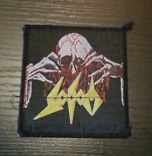 Sodom Patch Slayer Motörhead Venom Desaster Destruction