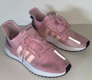 Adidas Woman's U Path Run True Pink Size 10 -Used In Good Condition