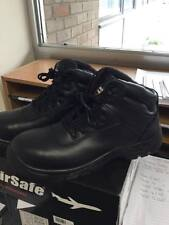 Airsafe by Workforce AS-C4 Safety Work Boots Size 7 Steel Toe Cap Waterproof