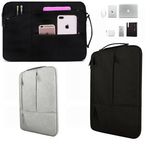 """Laptop carry bag sleeve case for macbook pro Air 11.6"""" 13.3"""" 15.4"""" 16"""" Ipad 12.9"""