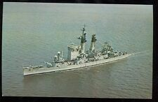 U.S. Naval War Ship, USS Columbus (CG-12)(NEW!! (not mailed(SH2 #72*