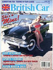 British Car Magazine June 1993 Minx Hillman Aston Martin EX 012616jhe