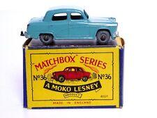 Matchbox Lesney No.36a Austin A50 Cambridge In Type B2 Series MOKO Box (MW, VNM)