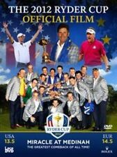 The 2012 Ryder Cup: Official Film [DVD], New DVD, Justin Rose, Ian Poulter, Tige
