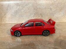 1/43 Scale model MITSUBISHI LANCER EVOLUTION VIII Red-Joy City-Free Shipping-!!