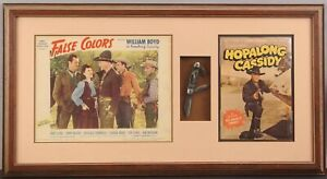Vintage Authentic Roy Rogers & Dale Evans Signed Photo, Toy Badge & Comic Book