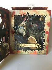 Mezco Alice in Wonderland Scary Tales White Rabbit Action Figure