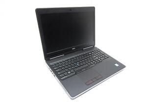 Dell Precision 7520   2.70GHz i7-6820HQ   32GB   512GB NVMe SSD   Quadro M1200