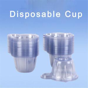 50/100pcs Urine Cups Pregnancy Test Ovulation Testing Container Specimen Plastic