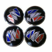 "4X 56mm 2.2"" Wheel Rim HUB Center Cap Decal Sticker with Buick Emblem"