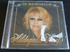 """CD """"In memoriam"""" von Hildegard Knef / 51.156"""