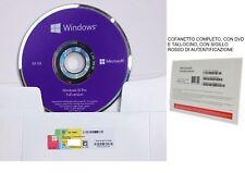 Licence Windows 10 Pro Professionnel 32/64 Bit DVD Product Clé Full Complète
