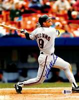 Giants Matt Williams Authentic Signed 8x10 Photo Autographed BAS 3